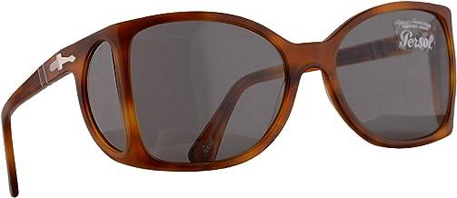 Persol 0005-S Sunglasses Terra Di Siena w/Grey Lens 54mm 96R5 PO 0005S PO0005S PO0005-S