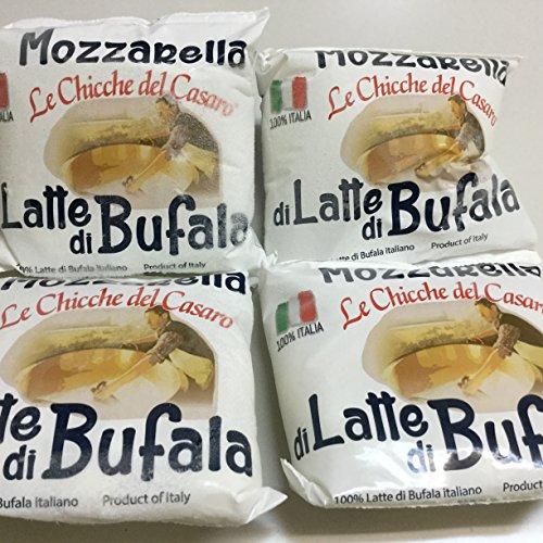 イタリア産 冷凍モッツアレラ ポッコンチーニ(ブッファラ)250g×4