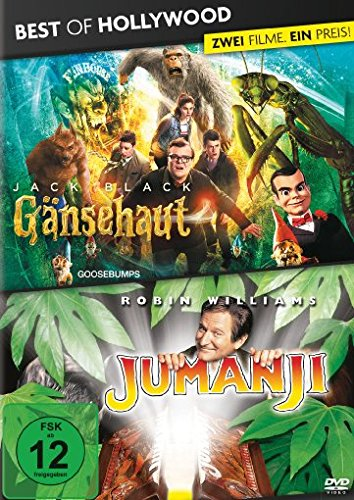Best of Hollywood - Gänsehaut / Jumanji [2 DVDs]