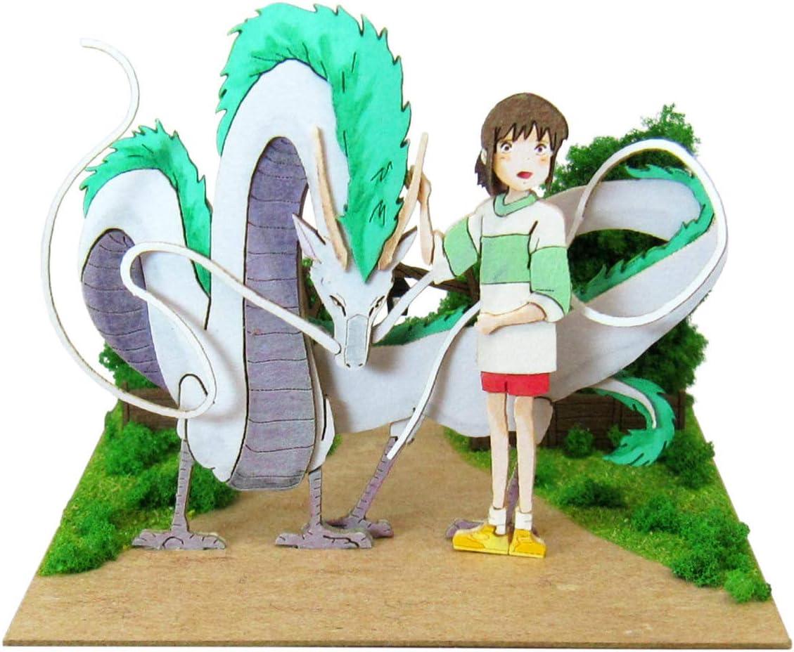 All items free shipping Sankei Studio Ghibli Spirited Away and Dragon Haku Tampa Mall Paper Chihiro