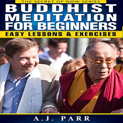 Buddhist Meditation for Beginners audiobook cover art