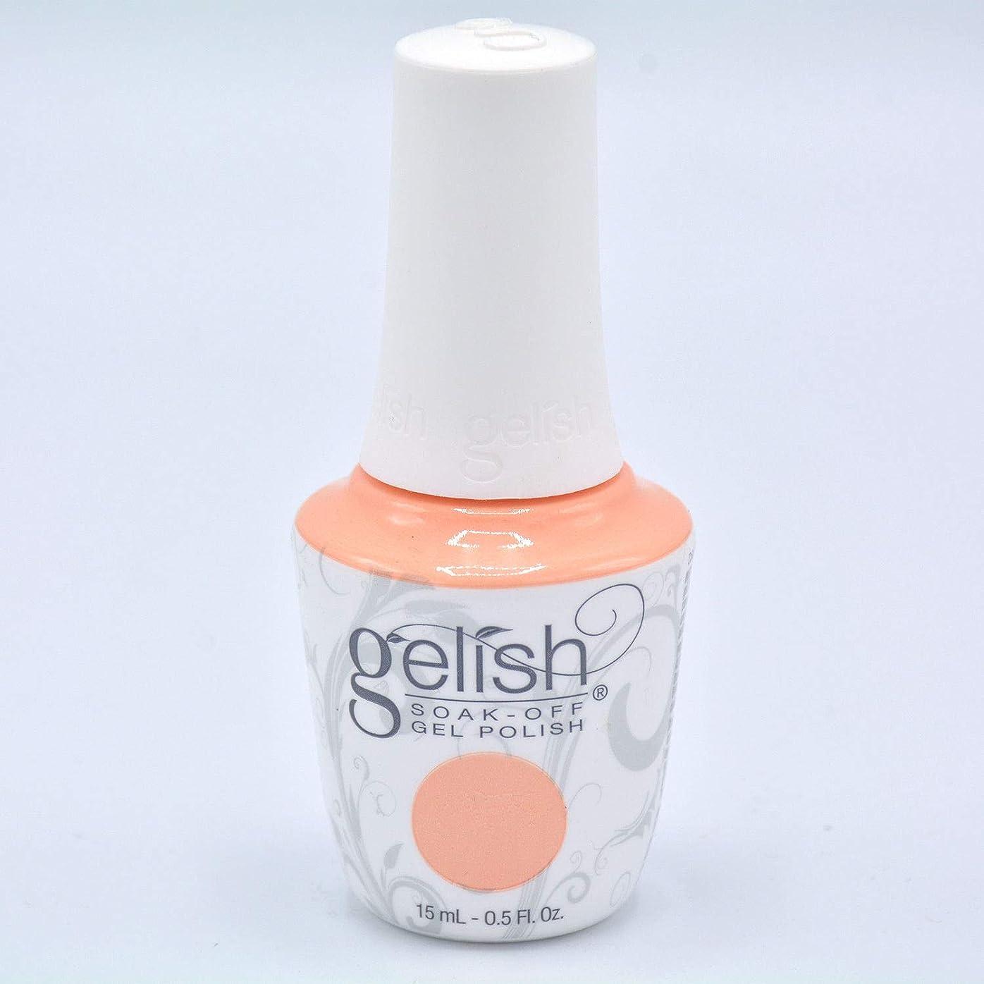 不利益暴力設計図Harmony Gelish Gel Polish - Forever Beauty - 0.5oz / 15ml