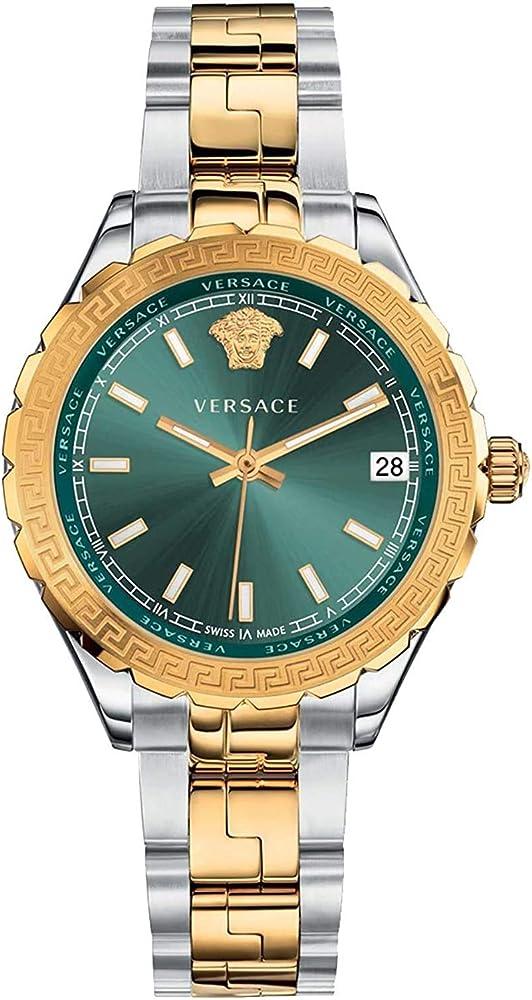 Versace hellenyium ladies watch orologio da donna in acciaio inox V12050016