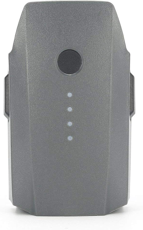 73JohnPol 11,4 V, 3830 mAh, 3 S, intelligenter Ersatz-LiPo-Akku für den Flug für DJI Mavic Pro   Platinum-FPV-RC-Drohne mit sicherer Tasche (Farbe  Schwarz)