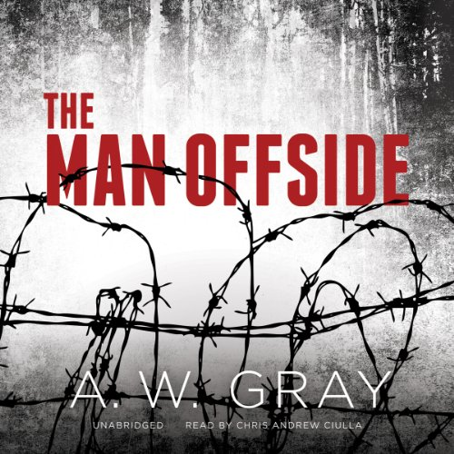The Man Offside audiobook cover art