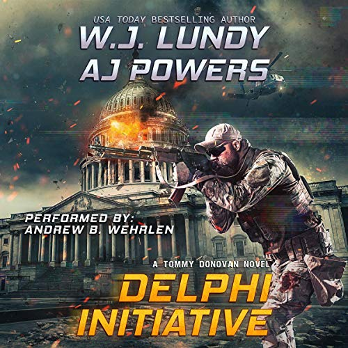 Delphi Initiative  By  cover art