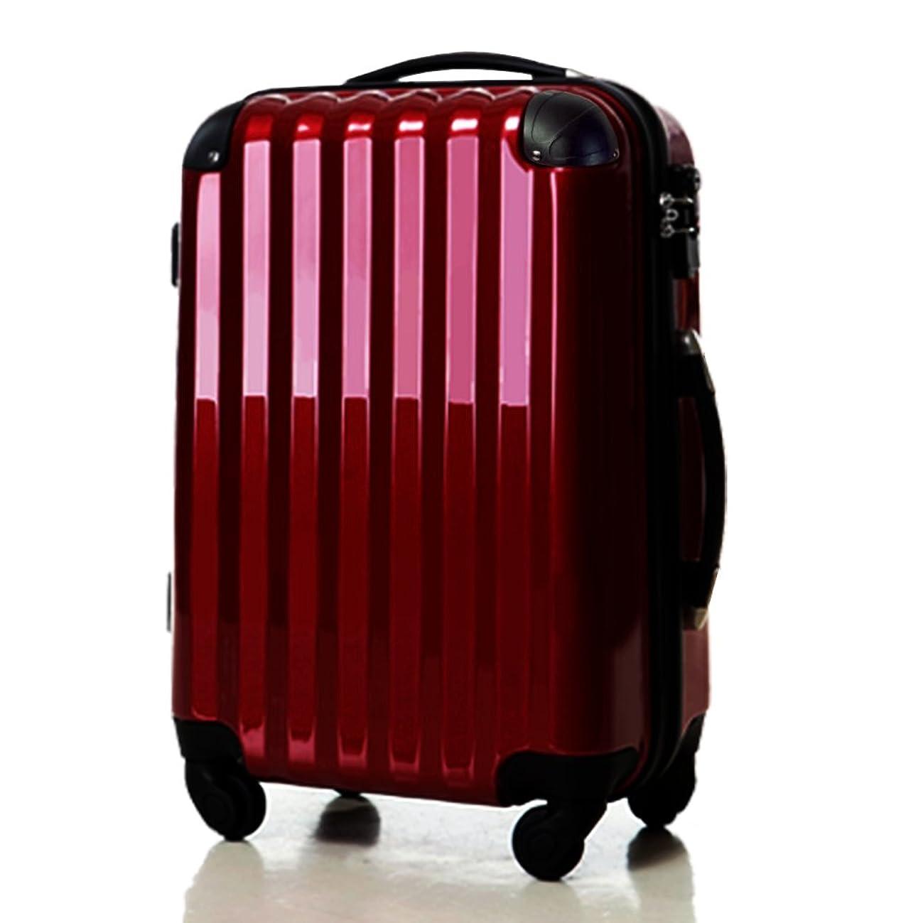北米しわ懐疑論スーツケース中型?超軽量?Mサイズ?TSAロック搭載?旅行かばん? キャリーバッグ?激安 1年保証付き 6202M