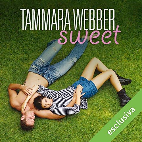 Sweet audiobook cover art