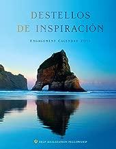 Destellos de Inspiración Agenda Fotográfica 2016 (Inner Reflections 2016) (Self-Realization Fellowship) (Spanish Edition)