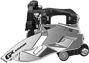 SRAM - Desviador Delantero GX 2 x 10 DE Montaje bajo Directo 34t Doble Tira (Pedido Especial)