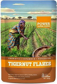 Power Super Foods Organic Tigernut Flakes 250 g