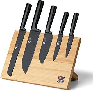 Nox - Bloc 5 Couteaux de Cuisine