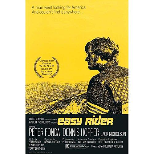 EASY RIDER イージーライダー - One Sheet/ポスター 【公式/オフィシャル】