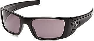 Men's Fuel Cell OO9096-D9 Polarized Wrap Sunglasses