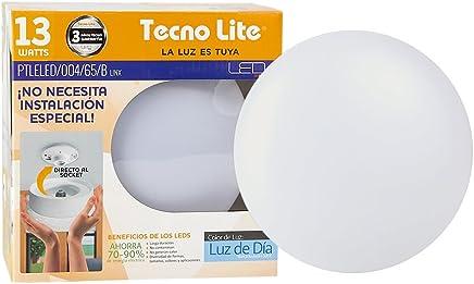 Tecnolite PTLELED/004/65/B Lámpara LED, color Blanco
