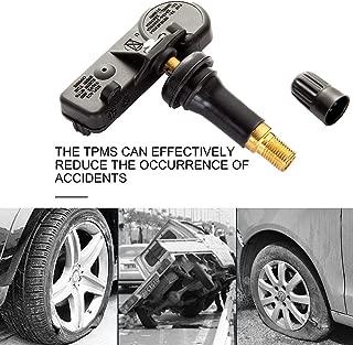 cciyu Fits for 2007-2014 Buick 2006-2014 Cadillac 2006-2015 Chevrolet 2007-2015 GMC 2008-2010 Pontiac Original Equipment Non-Programmed Tire Pressure Monitoring System Sensor (TPMS) 315 MHz