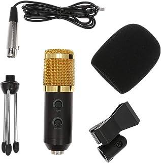 Docooler Microfone Condensador USB, Gravador, para Home Studio