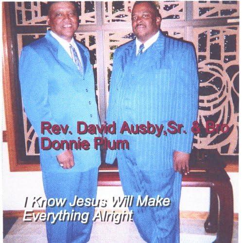 Rev.David Ausby,Sr.& Bro.Donnie Plum