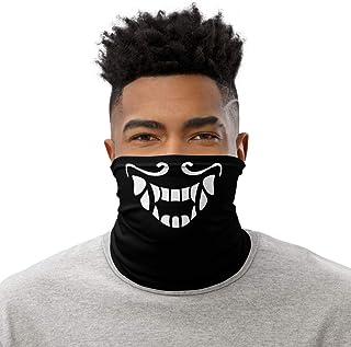 LOL KDA Akali Mouth Face Mask, Buff Mask, Balaclava, Neck Gaiter, Bandana Scarf   Machine Washable and Reusable