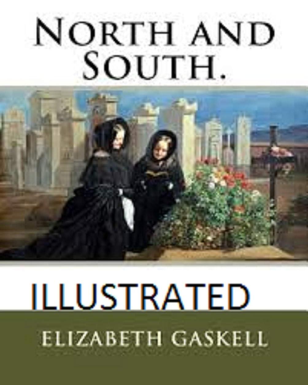 凶暴な唯一粗いNorth and South Illustrated (English Edition)