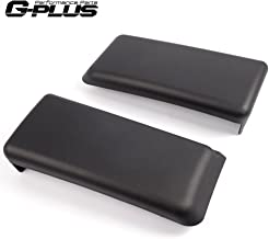 New Pair Left Right Front Bumper Guards Pads Inserts Caps For FORD F150 F-150 2009-2014