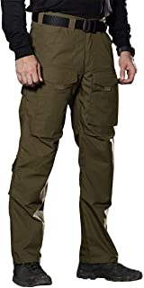 Outdoor Men Teflon Scratch-Resistant Pants Four Seasons Hiking Climbing Tactical Trousers