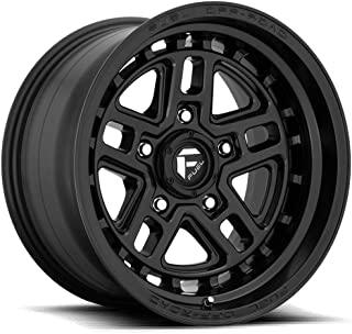 FUEL Nitro BD -Matte BLK Wheel with Painted (17 x 9. inches /5 x 127 mm, -12 mm Offset)