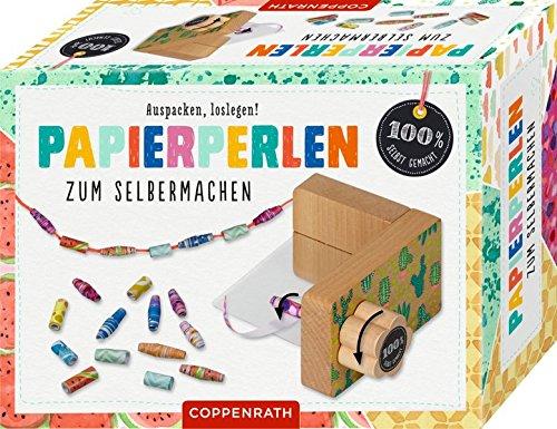 Coppenrath Verlag GmbH & Co. KG Papierperlen zum Selbermachen