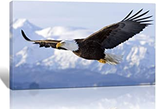 Best eagle canvas print Reviews