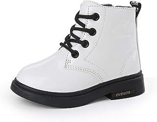 Botas Bebe Niña Invierno Botines de Nieve para Niñas Niñita Calentar Botas de Invierno para Niñas al Aire Libre Zapatos