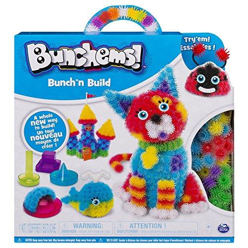 Bunchems Construye y Moldea (BIZAK 61926832)
