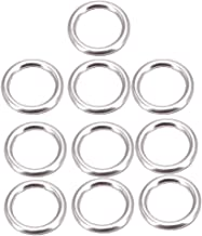 UTSAUTO Oil Drain Plug Gaskets Crush Washers Seals Rings Part # N0138157 for Audi A3 A4 A5 A6 A7 A8 Q3 Q5 Q7 TT RS7 VW Jetta Passat Tiguan Golf CC, 10 Pack