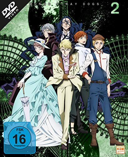 Bungo Stray Dogs - Staffel 2 (3 DVDs)