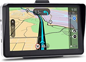 GPS Navigation for Car, 7 inches 8GB Lifetime Map Update Navigation System for Cars, Vehicle GPS Navigator