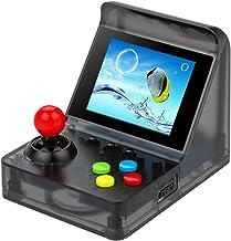 Console rétro mini classique d'arcade - 520 jeux intégrés - Manette indépendante