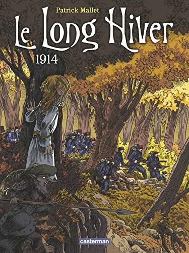 Le Long Hiver, Tome 1 : 1914