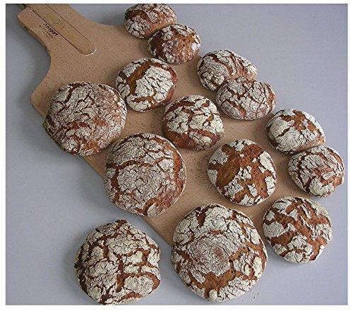 Tiroler Fladenbrot Brotbackmischung, ► Brot einfach selber backen, ► Original-Rezept aus dem Vinschgau, 1 kg