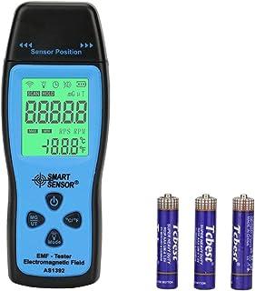 EMF Meter KKmeter Electromagnetic Field Radiation Detector Handheld EMF Detector Digital LCD Radiation Meter
