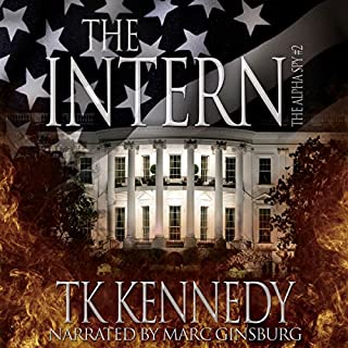 The Intern audiobook cover art