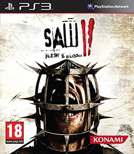 Konami Saw 2, PS3 - Juego (PS3, PlayStation 2, Survival / Horror, M (Maduro))