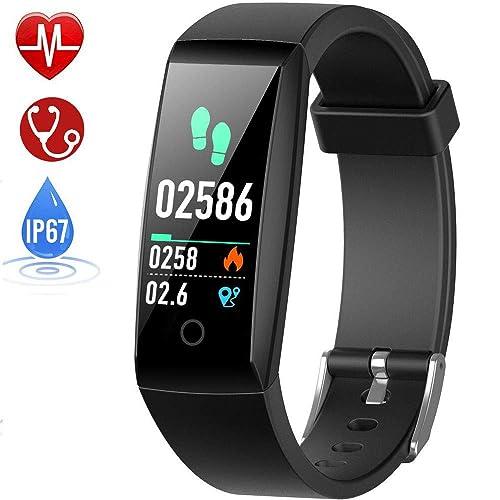 Fitness Uhr mit GPS: Amazon.de