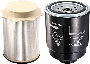 Auto Rover Diesel Fuel Filter Water Separator Set for Dodge Ram 6.7L 2500 3500 4500 5500 6.7L Cummins Turbo Diesel Engines 68197867AA 68157291AA