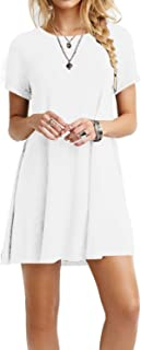 jean dress short sleeve