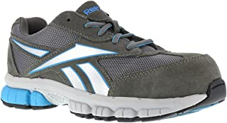 Reebok RB446 Women's Cross Trainer Safety Shoes - Dark Grey