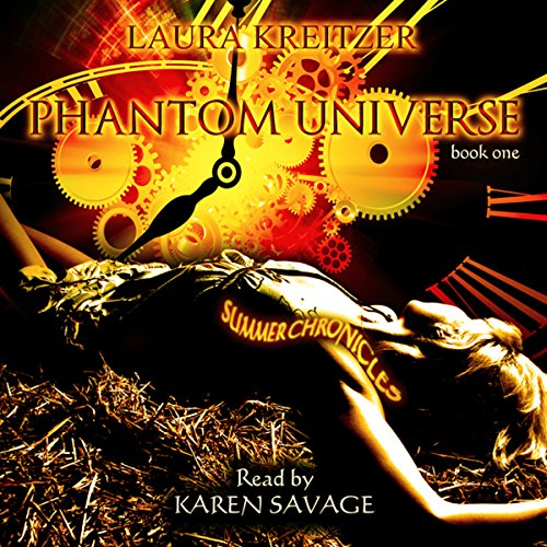 Phantom Universe audiobook cover art