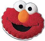 Wilton Elmo Face Cake Pan Mold (2105-3401, 2002) ~ Sesame Street Muppets by Jim Henson ~ Retired