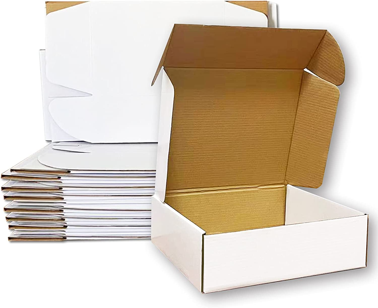 Superior Sales ZSPENG Shipping Boxes for Small Business 28 11x9x2 inches W Pack