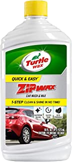 Turtle Wax T75 Zip Wax Car Wash