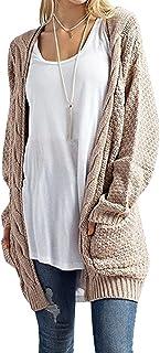 Gros gilet en laine pour femme