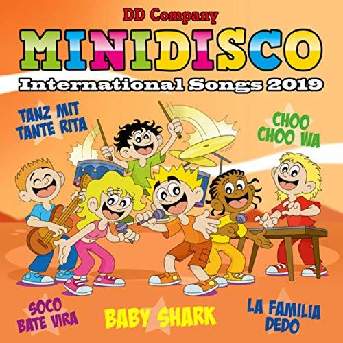 Mini Disco International Songs 2019 [Clean]